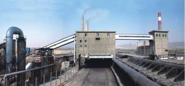汾阳市文峰焦化输煤走廊