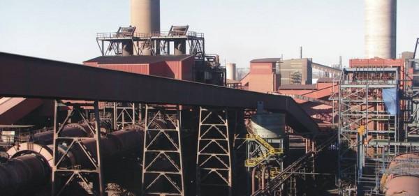 南非MITTAL钢铁厂