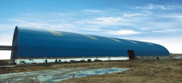 内蒙古汇能煤化工_轻型面板 - 山西汾阳网架建设有限公司