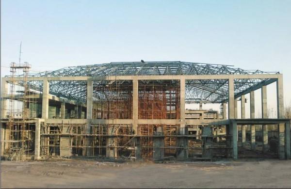 内蒙古旅游学院网球训练中心