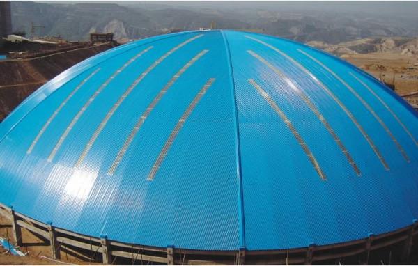 山西福隆水泥厂原煤及辅料预均化堆项目