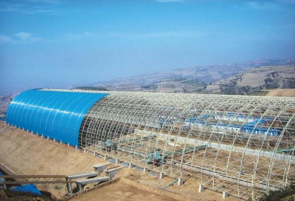 山西福隆水泥厂原煤及辅料预均化堆项目2