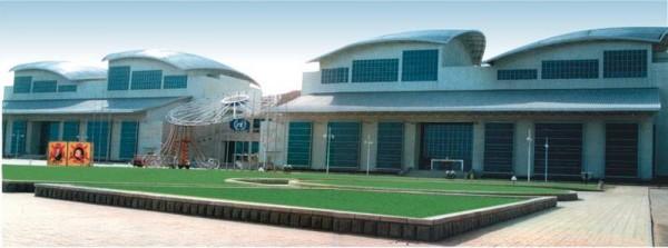 烟台PAEC国际展览中心外景