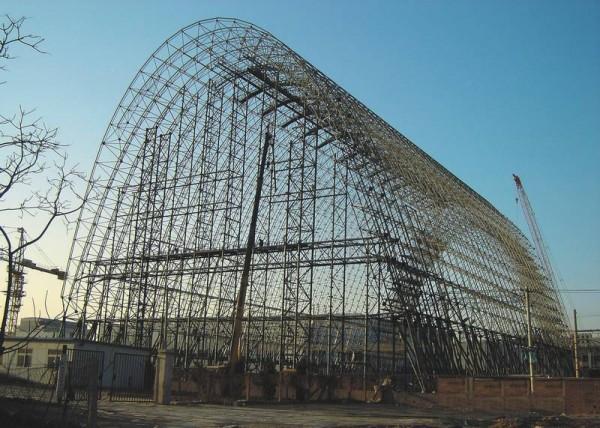 中国科学院北京研究院气球艇库工程