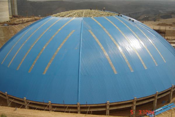 原煤及辅料预均化堆项目2